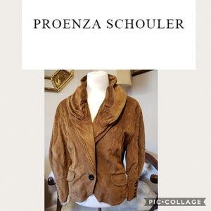 Proenza Schouler Brown